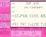 Ticket stub, 2.5.1980