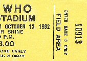 Ticket stub (© Helton)