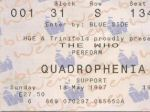 Ticket Wembley 1997 (© by Richard Lewis)