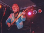 John Entwistle live in Hobart (Photo: Martin Paul)
