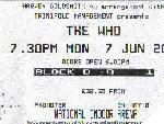 Ticket stub 07-06-2004 (from Darren Williams)