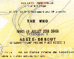 Ticket, 18.07.2006 (© Joe Schmidt)