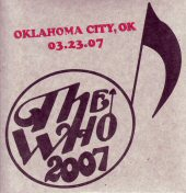 CD-Cover Oklahoma City 2007