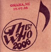 CD Cover Omaha 2006