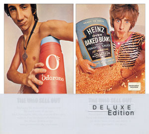 Cover The Who Sell Out Deluxe